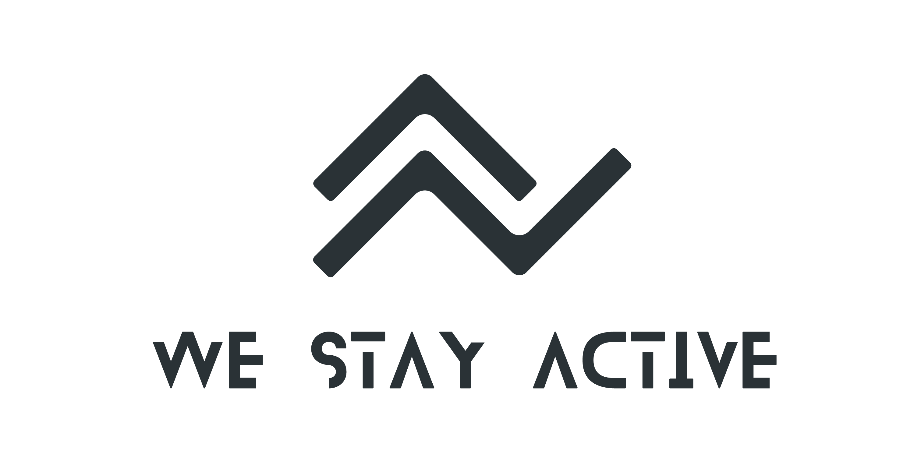 WE STAY ACTIVE -- LOGO